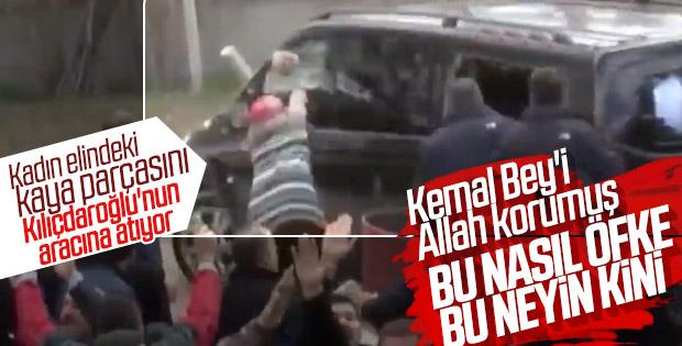 Kılıçdaroğlu'na saldırıdan yeni görüntüler