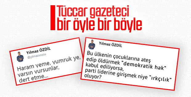 Yılmaz Özdil'in Kılıçdaroğlu'na saldırıya yaklaşımı