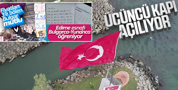 Türkiye ve Bulgaristan arasına yeni hudut kapısı