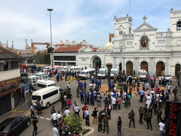 Sri Lankalı Bakan: Saldırılar Yeni Zelanda misillemesi