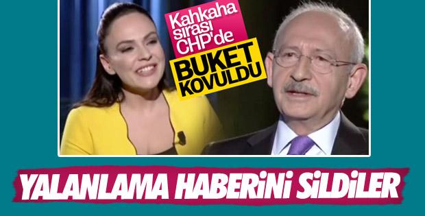 Hürriyet ve CNN Türk Buket Aydın'ın haberlerini kaldırdı