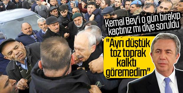 Mansur Yavaş, Kılıçdaroğlu'na saldırı gününü anlattı