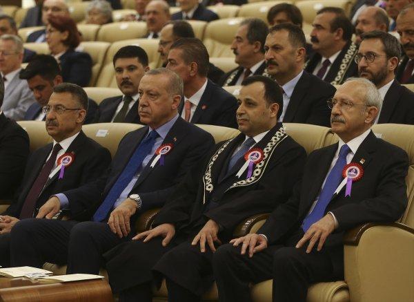 Kılıçdaroğlu ile Hulusi Akar bir araya geldi