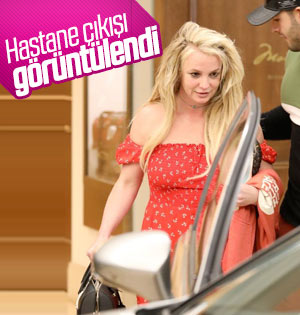 Britney Spears'ın son hali
