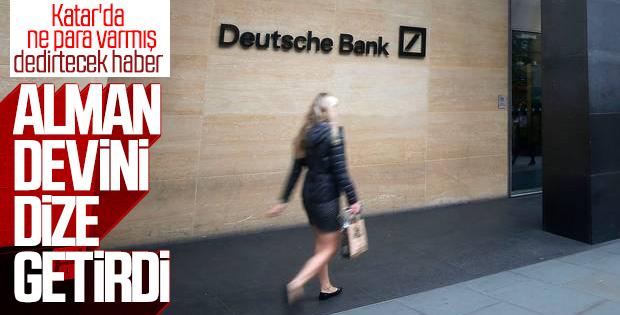Katar, Deutsche Bank ile Commerzbank'ın birleşmesine karşı
