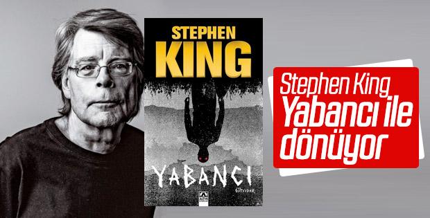 Stephen King, Yabancı ile dönüyor