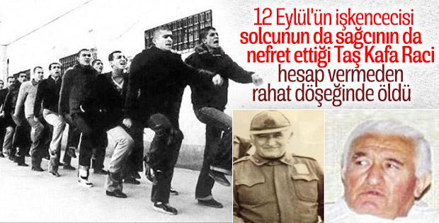 12 Eylül döneminde Mamak cezaevi komutanı Raci Tetik öldü