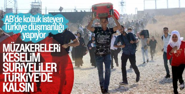 Avrupa'da Türk düşmanlığı üzerinden prim kazanmak