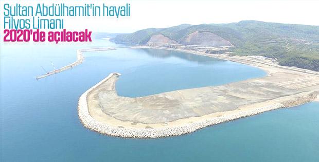 50 yıllık Filyos Limanı hayali gerçek oluyor