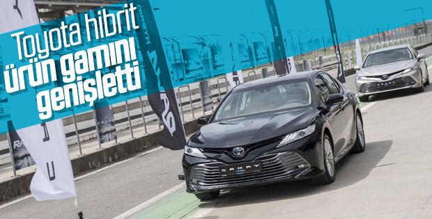 Toyota hibrite yoğunlaştı