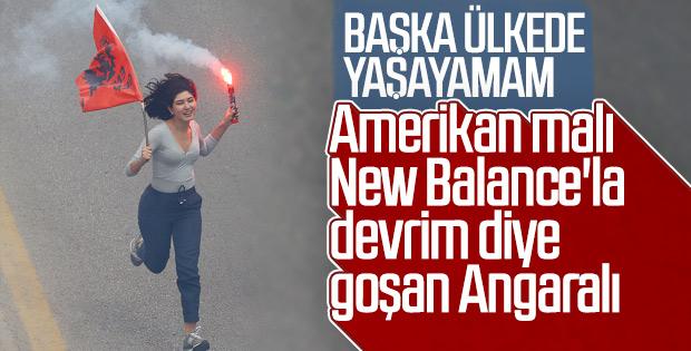 Ankara'da 1 Mayıs kutlaması