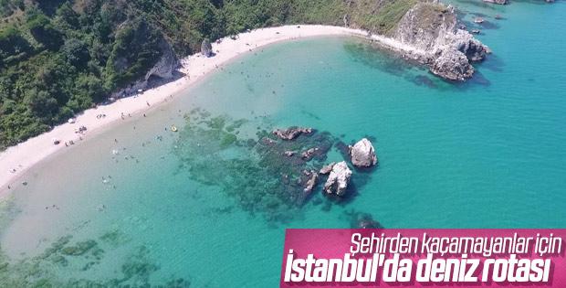 İstanbul'da denize girebileceğin yerler