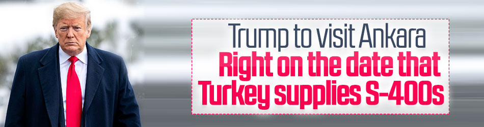 Trump to visit Turkey