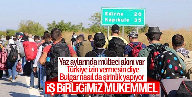 Bulgaristan düzensiz göçmen iş birliğinden memnun