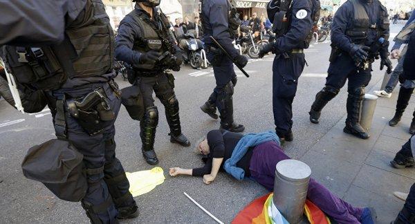 Fransa'da polis şiddetinin bilançosu