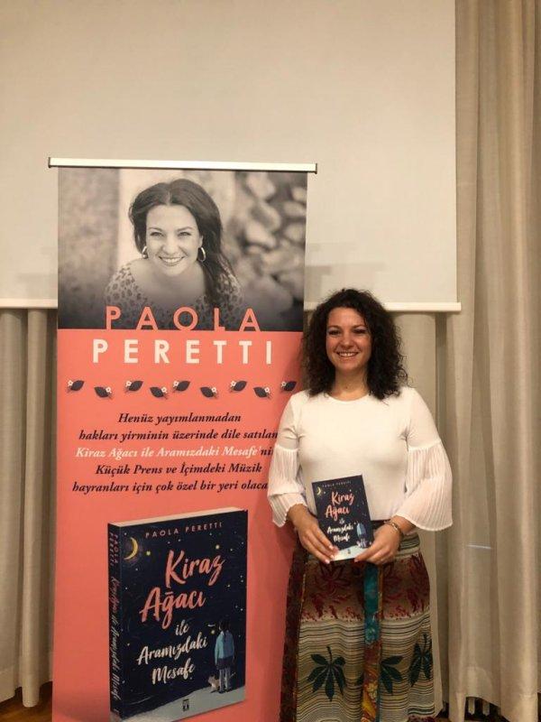 Paola Peretti, Kiraz Ağacı ile Aramızdaki Mesafe röportajı