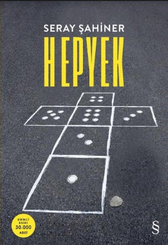 Seray Şahiner ile yeni öykü kitabı Hepyek'i konuştuk