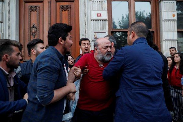 İftar yapmak isteyen Antikapitalist Müslümanlar'a gözaltı