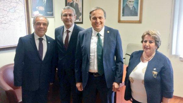 CHP ile DSP İstanbul seçimi için bir araya geldi