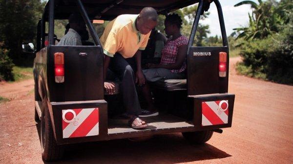 Kenyalılardan yerel otomobil