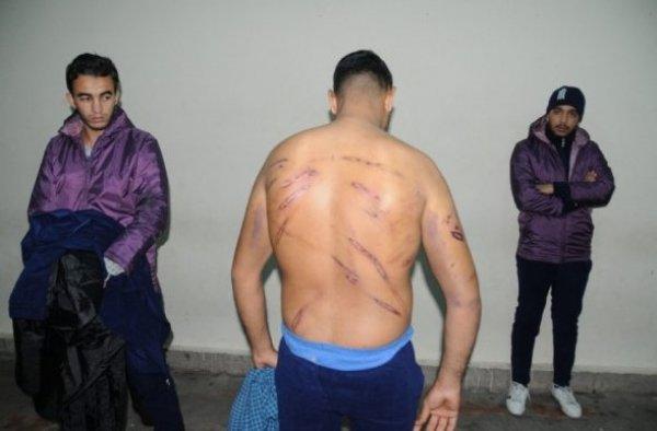 AB'den Yunanistan'ın mültecileri dövmesine eleştiri