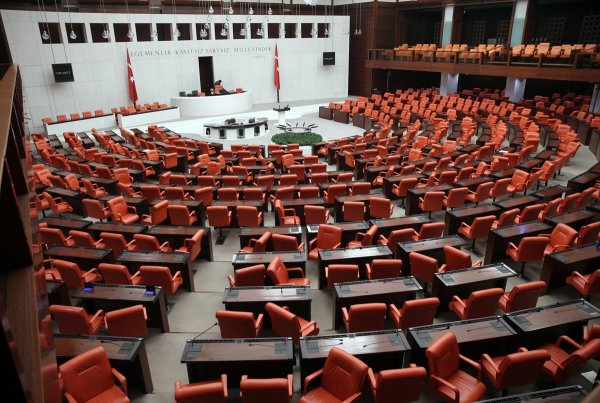 Meclis yine toplanamadı