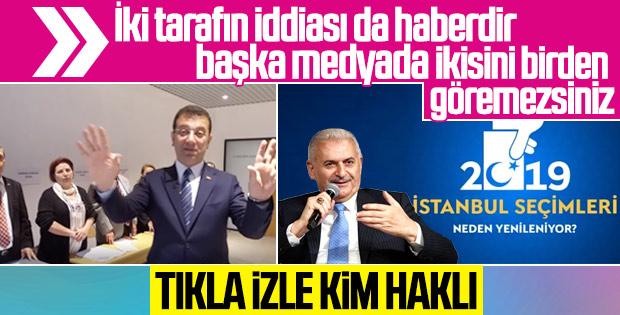İstanbul adaylarının 31 Mart savunması