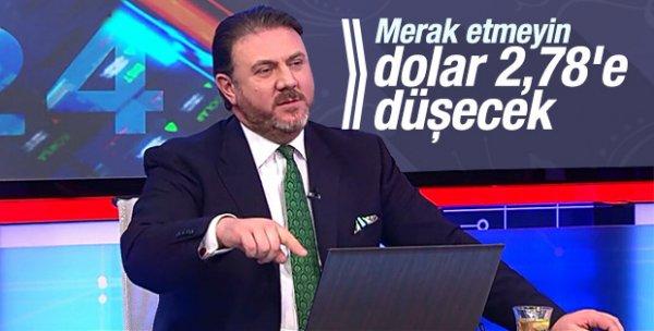 Yiğit Bulut'un dolar öngörüsü tutmadı