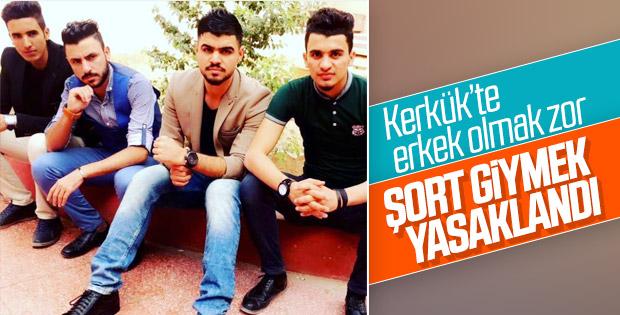 Kerkük'te Ramazan'da şort yasağı