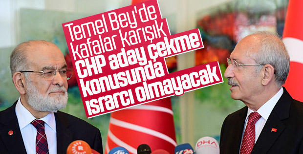CHP Saadet seçmenini inceledi