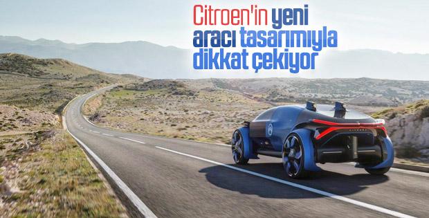 Citroen'in sıra dışı elektrikli otomobili