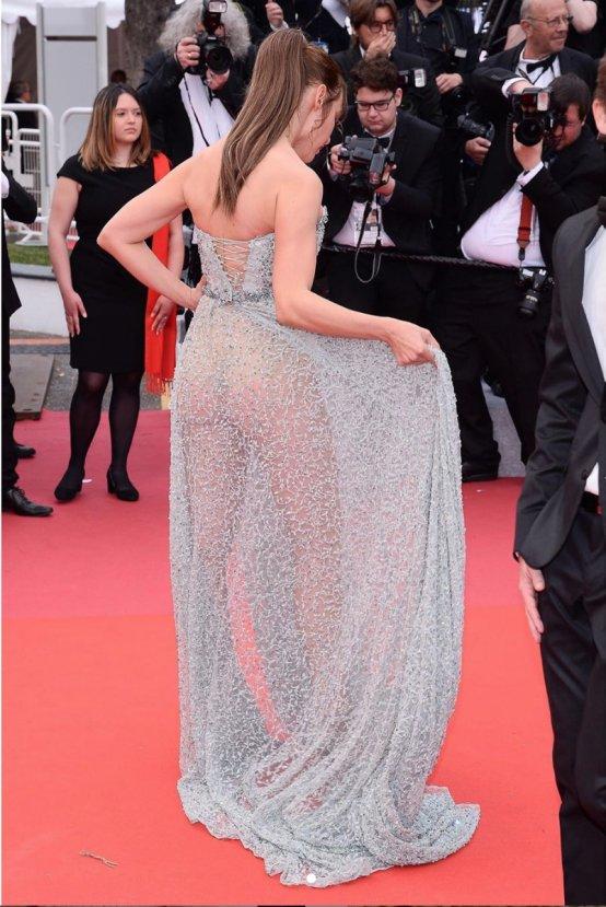 Meryem Uzerli yine Cannes'da