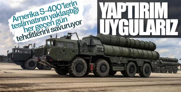 ABD Temsilciler Meclisi'nden Türkiye'ye yaptırım talebi