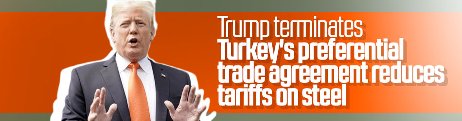 US reduces special tariff on Turkish steel