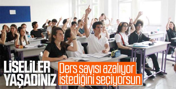 MEB'den yeni ortaöğretim modeli