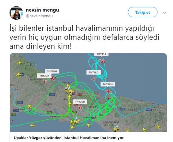 DHMİ hava ulaşımındaki aksamayla ilgili açıklama yaptı