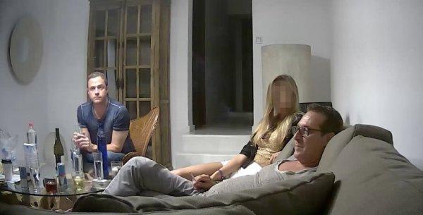 Avusturya'da aşırı sağcı liderin kamera kaydı skandalı