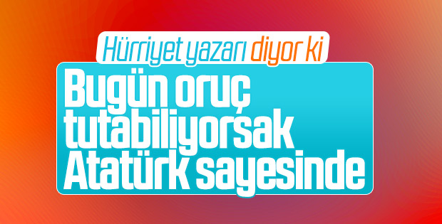 Erkan Aydın'ın 19 Mayıs yazısı