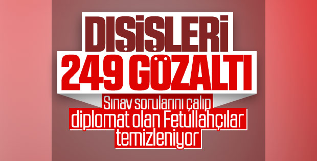 FETÖ operasyonunda 249 kişiye gözaltı kararı