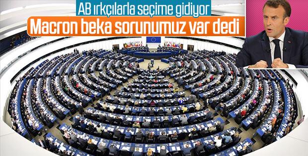 AB parlamentosu bugün seçime gidiyor