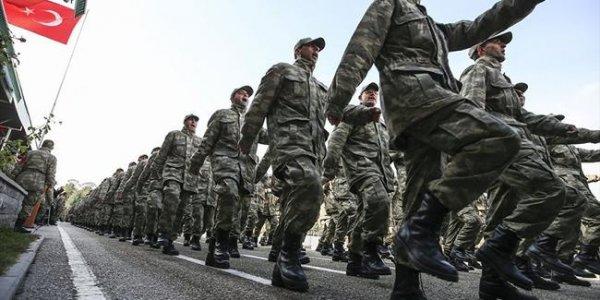 Asker kaçaklarına iş yok