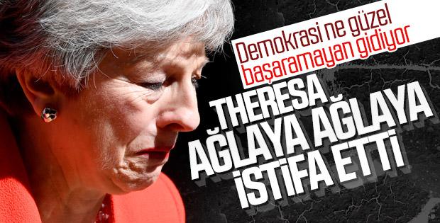 İngiltere'de Theresa May dönemi kapandı