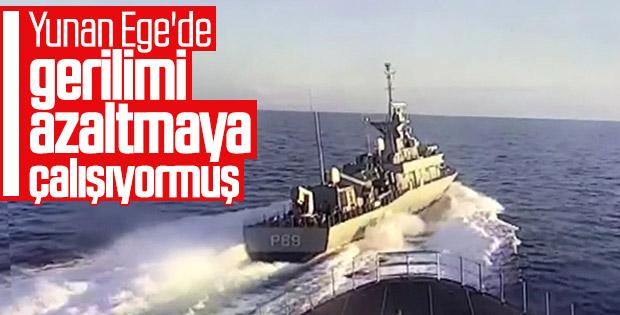 Yunanistan Savunma Bakanı'ndan Türkiye açıklaması