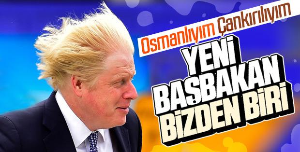 İngiltere'de Başbakanlığa en güçlü aday: Boris Johnson
