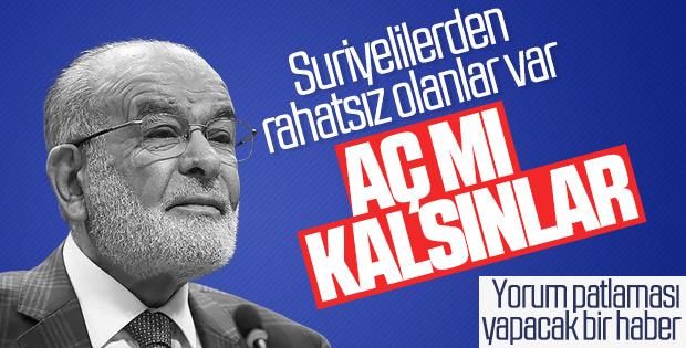 Temel Karamollaoğlu İzmir'de konuştu