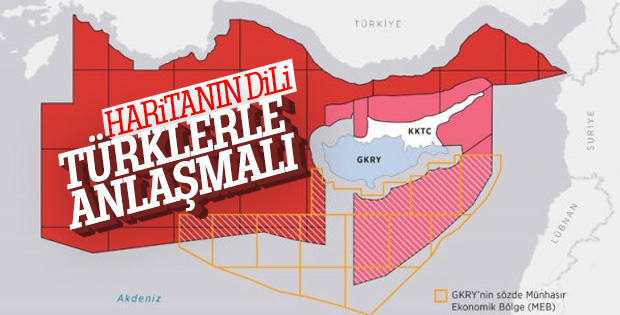 Rumlar için tek seçenek Türkiye ve KKTC ile uzlaşmak