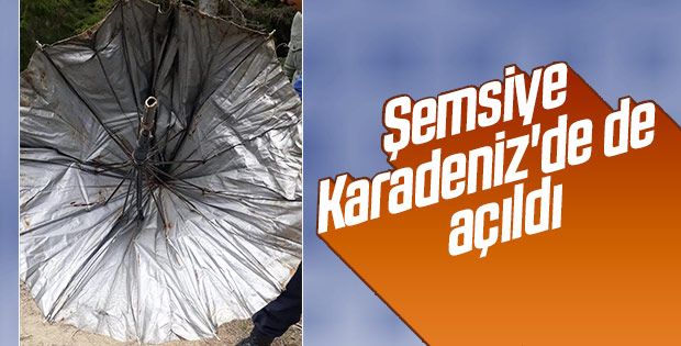 Gümüşhane'de PKK inleri imha edildi