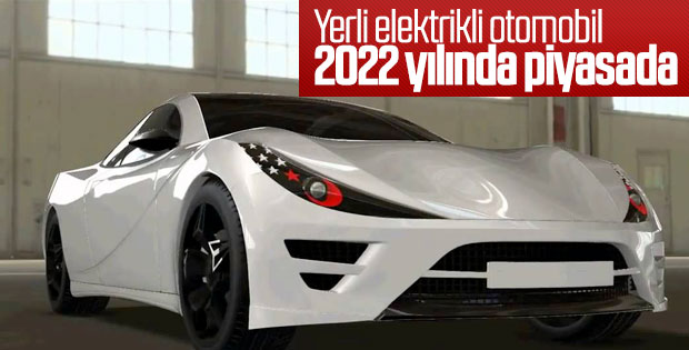 İlk yerli ve elektrikli otomobil projesi