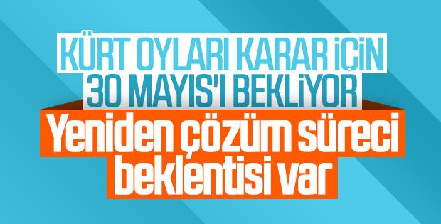 Kürtler İstanbul tercihi için beklemede