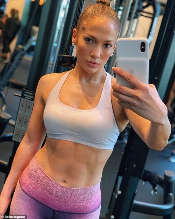 Jennifer Lopez'in Antalya listesi